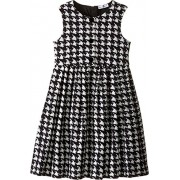 Dolce & Gabbana Kids Womens City Houndstooth Dress (Toddler/Little Kids) - Dresses - $142.99