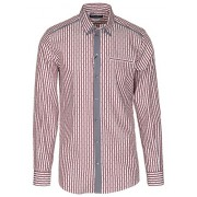 Dolce & Gabbana Men's 'GOLD' Striped Contrast Button Down Dress Shirt - Camisa - curtas - $675.00  ~ 579.75€