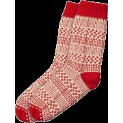 Donna Wilson Dash Dot Socks - Uncategorized -