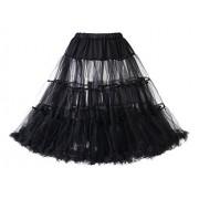 Dressystar Women's 1950s Petticoat Skirt Underskirts Tutu Crinoline - Dresses - $36.99