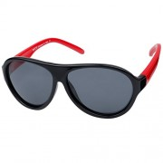 Duco Kids Aviator Polarized Sunglasses TPEE Flexible Frame Glasses For Boys And Girls, Ages 5-12, K010 - Eyewear - $38.00