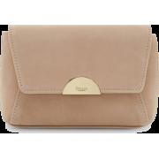 Dune Peach Clutch - Clutch bags -