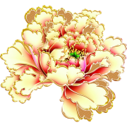 EMBROIDERY - Plants -