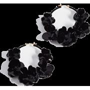 Earrings,Oscar de la Renta,ear - Earrings - $465.00