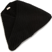 Echo Design Women's Super Chunky Neck Ring Black - Шарфы - $24.00  ~ 20.61€