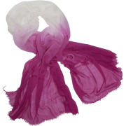 Echo Ombre Boarder Wrap Hot Pink - Scarf - $39.90