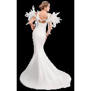 Editado por dehti - Wedding dresses -