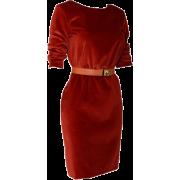 Lei Lou dress - ワンピース・ドレス -