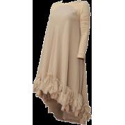 Lei Lou dress long sleeves - ワンピース・ドレス -