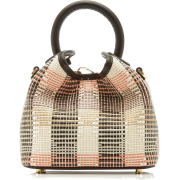 Elleme Madeleine Raffia Top Handle Bag - Hand bag -