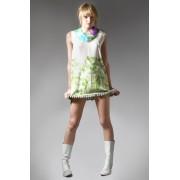 Dress, Painted Silk - My photos - 1.085,87kn  ~ $170.93