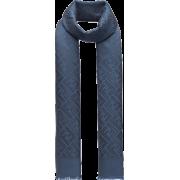 FENDI FF motif scarf - Scarf - $420.00