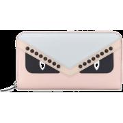 FENDI Zip-around leather wallet - Wallets - $750.00