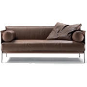FLEXFORM brown sofa - Furniture -