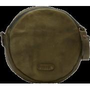 FRYE Brooke Soft Vintage Leather Cross Body Olive - Bag - $227.50