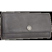 FRYE Melissa Snap Vintage 34DB8743 Wallet Black - Wallets - $137.50