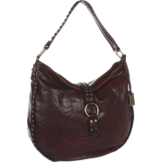 FRYE Roxanne Hobo Dark Brown - Hand bag - $354.50