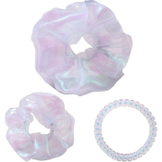 Fairy Color Hair Scrunchies Telephone Line Hair Ring Korea Fairy Hair Rope Cute - Other jewelry -
