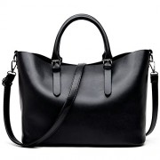 Fantastic Zone Women Handbags Fashion Shoulder Bags Top Handle Tote Ladies Bags - Bag - $27.99