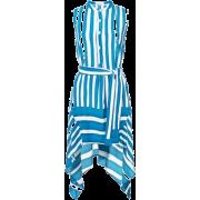 Farfetch Striped Dress - Dresses -