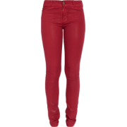 Farmerice Jeans Red - Traperice -