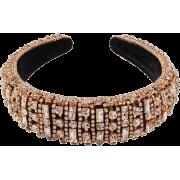 Fashion Sponge Crystal headband - 腰带 -