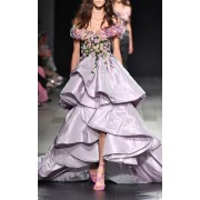 Floral Marchesa Gown - My look -