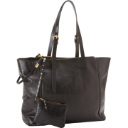 Foley + Corinna Corinna E/W 9904242 Tote Black Croc - Bag - $495.00