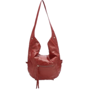 Foley + Corinna Moto Hobo Scarlet - Bag - $450.00