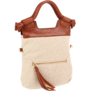 Foley + Corinna Women's Disco City Convertible Cross-Body Linen/Brown - Hand bag - $198.00