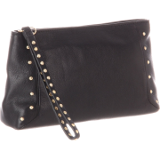 Foley + Corinna Women's Studded Clutch Black - Clutch bags - $207.03