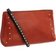 Foley + Corinna Women's Studded Clutch Terracotta Combo - Clutch bags - $207.03