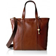 Fossil Maya Work Tote-Brown - Hand bag - $159.99