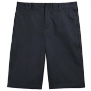 French Toast Boys' Basic Flat-Front Short with Adjustable Waist - Shorts - $5.70