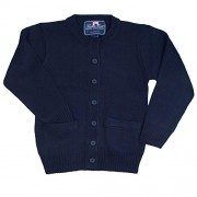 French Toast Girls' Knit Cardigan Sweater - Shirts - $7.32