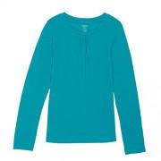 French Toast Girls' Long Sleeve Crew Neck T-Shirt - Shirts - $3.96