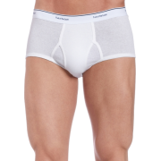 Fruit of the Loom Men's Brief 3 Pack White - Underwear - $7.99