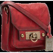 Frye Cameron Mini Burnt Red - Bag - $257.95