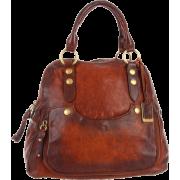 Frye Elaine Vintage Shoulder Bag,Whiskey,One Size - Bag - $448.00