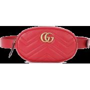 GUCCI GG Marmont leather belt bag - Carteras -