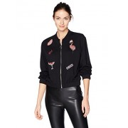 GUESS Women's Flamingo Babe Fleece - Outerwear - $92.99
