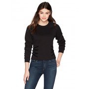 GUESS Women's Long Sleeve Karissa Lace up Top - Shirts - $51.16