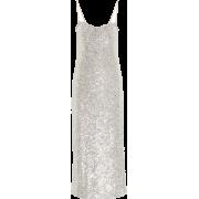 Galvan Sequined midi dress - Dresses -