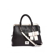 G by GUESS Women's Jayda Color-Block Satchel - Hand bag - $69.99