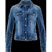 Geaca denim - Jacket - coats -
