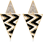 Geometric Earrings - Earrings -