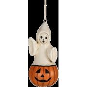 Ghost Jack'o Lantern by Bethany lowe - Predmeti -