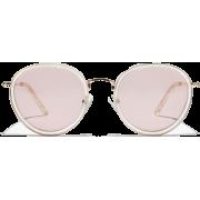 Glitter Fest Aviator Sunglasses - Sonnenbrillen - $55.00  ~ 47.24€