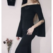 Gorgeous sexy slit evening party elegant - Vestidos - $25.99  ~ 22.32€