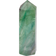 Green Crystal Point - Nature -